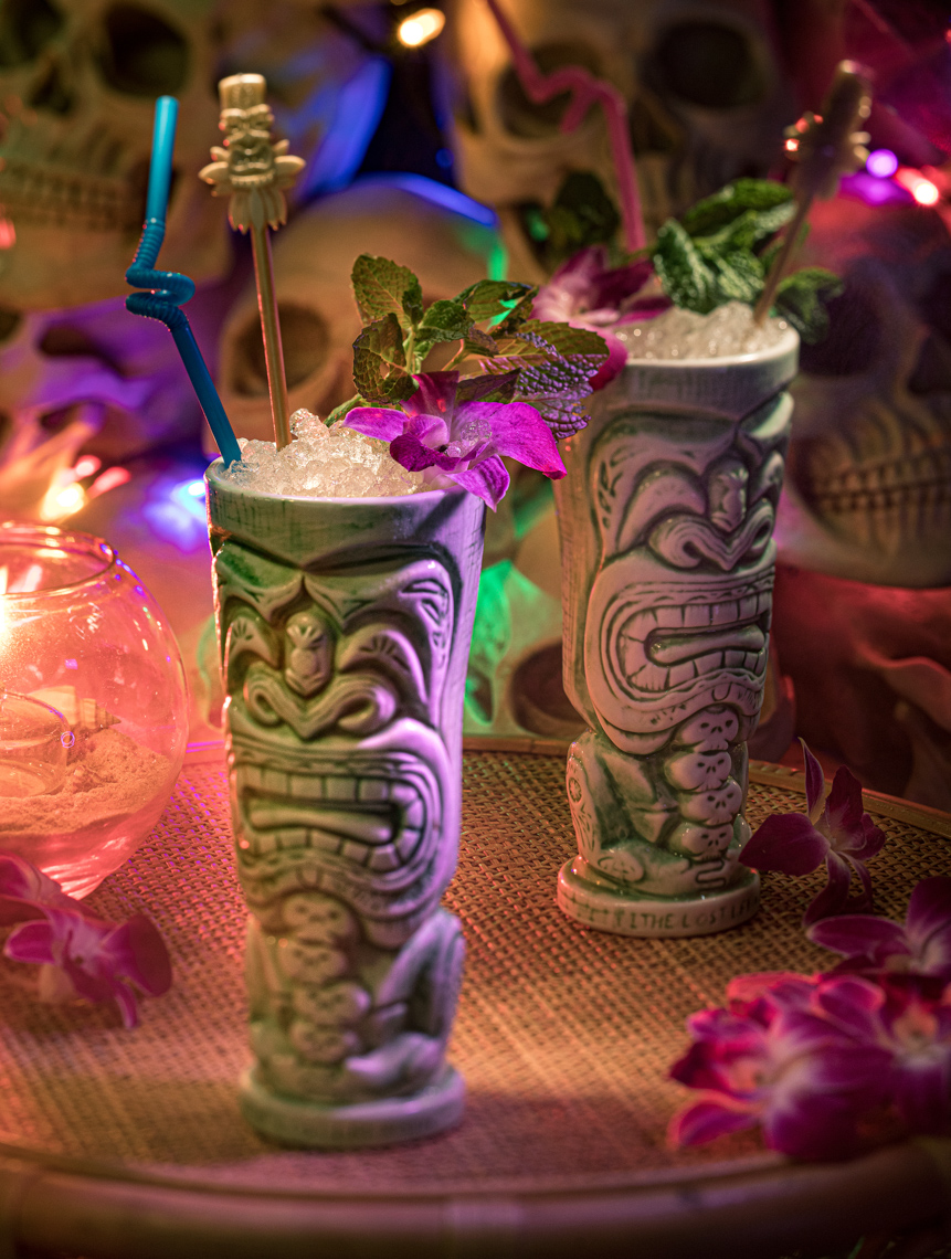 lost-lei-tiki-drinkware-product-jason-risner-photography